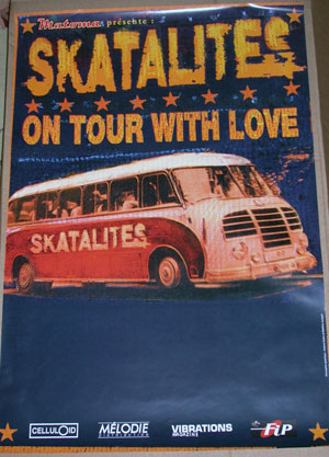 Skatalites From Paris